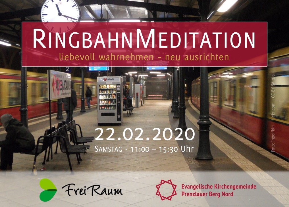 RingbahnMeditation @ Start: FreiRaum